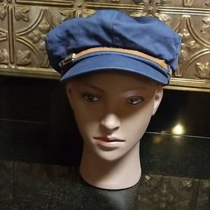 Nine West Newsboy Hat